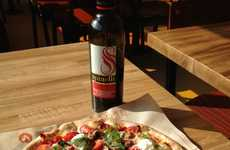 Boozy Pizza Pairings - This Chain Offers Pizza and Wine Pairings at Most of Its Establishments