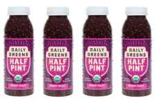 Mealtime Vegetable Smoothies - The Daily Greens Drink Provides a Quotidian Dose of Liquid Vegetables