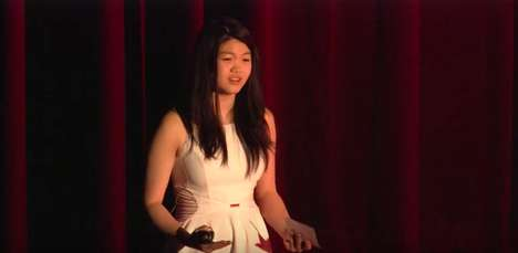 Solving Societal Problems - Edwina Liu's Talk About Scientific Research Encourages Young People