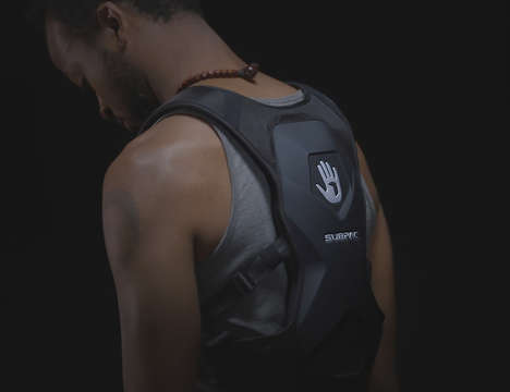Wearable Bass Vests - The SubPac M2 Lets Users Enjoy Baritone Sound With Touch and No Hearing Damage