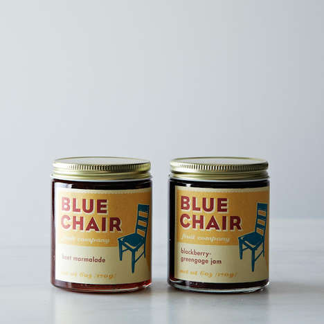 Small-Batch Beet Marmalades - This Blue Chair Fruit Two-Pack Includes Unexpected Exotic Jams