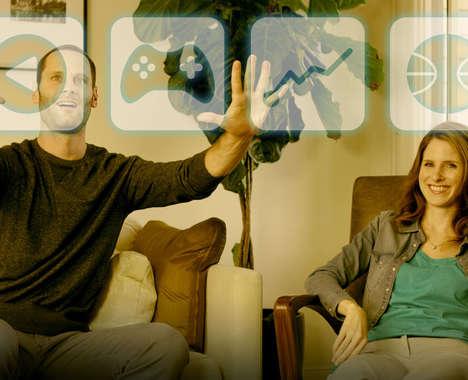 Gesture-Tracking Cameras