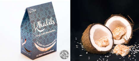 Flavored Halal Marshmallows - The Khalils Marshmallow Treats are Free of Any Animal By Products