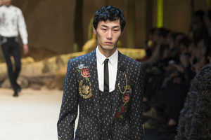 The Dolce & Gabbana Men's Fall Collection is Fit for Cowboys