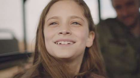Family-Driven Travel Ads - This Expedia Ad Targets Busy Parents and Their Travel Points