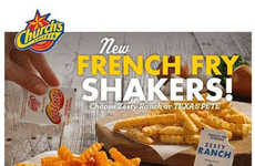 French Fry Flavor Packets