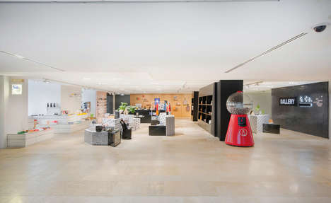 Museum Lifestyle Shops - This Singapore Museum Opened a Multipurpose Space Called 'Gallery & Co'