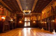 Free Yoga Classes Will Be Held in the Abbey Room at the Boston Public Library