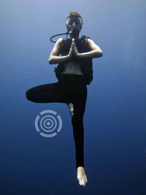 Yogic Diving Classes - Zen Harmony Diving Takes Yoga and Meditation Underwater