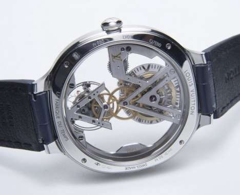 Skeletal Couture Watches