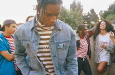 The A$AP Rocky GUESS Collaboration Revisits 90s Styles and Silhouettes