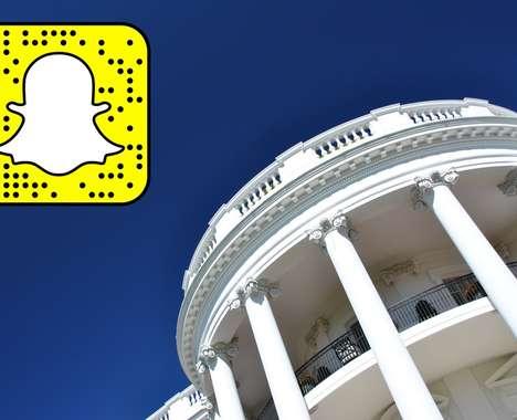 Inclusive Presidential Social Accounts