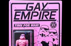 These Bootleg Star Wars Toys are a Humorous Take on the Space Franchise