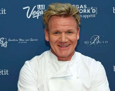 Celebrity Chef Mobile Games - Gordon Ramsay is Offering Consumers a Cusine Entertainment App