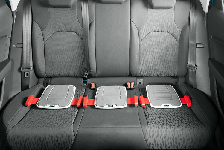 Foldable Booster Seats