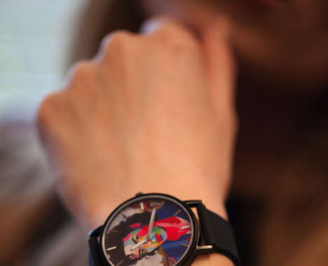 Pop Art Timepieces