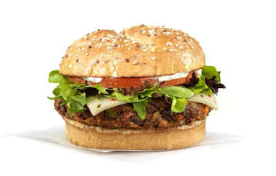 Fast Food Bean Burgers - The New Black Bean Burger from Wendy's is a Tasty Vegetarian Option