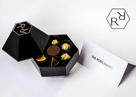$14,000 Chocolates - The Ross Limited was Created in Honor of Iconic Female Hollywood Stars