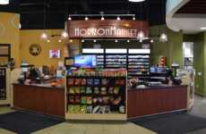 Multi-Channel Convenience Stores - Horizon Market's Convenience Store Design Works with a Food Truck