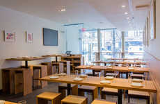 David Chang's Momofuku Nishi Departs from His Previous Noodle Bars