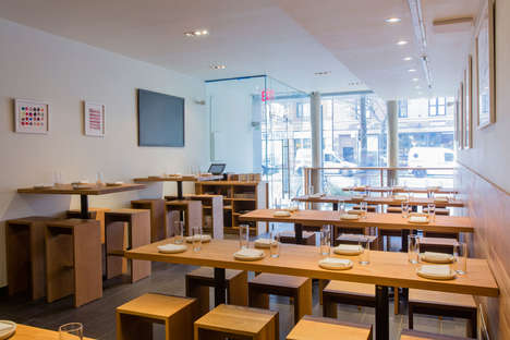 Italian-Korean Fusion Eateries - David Chang's Momofuku Nishi Departs from His Previous Noodle Bars