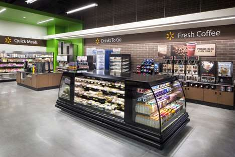 Big-Box Convenience Shops - 'Walmart To Go' is the Brand's Take on the Convenience Store Format