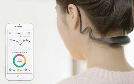 Posture-Correcting Wearables - This Personal Posture Coach Helps Alleviate Neck and Back Pain