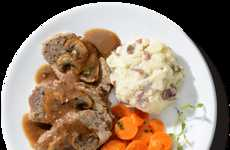 Cryogenically Frozen Meals - Frozen Foodies' Frozen Meals Give New Life to Gourmet Restaurant Dishes
