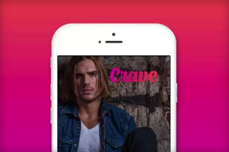 Literary Romance Apps - The Crave Platform Lets Users Bring Desirable Novel Characters to Live