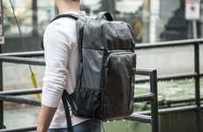 Functional Backpacker Luggage