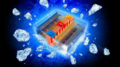 Cold Weather Batteries - New Technology Gives Lithium Battery Packs the Ability to Stay Functional
