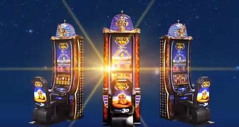 Next Generation Slot Machines - IGT's True3D Range Boast Intuitive Autostereoscopic Technology
