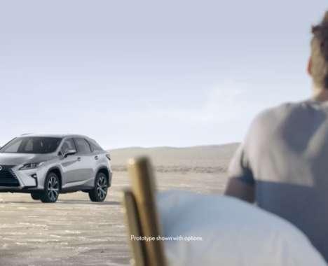Enchanting Automobile Ads