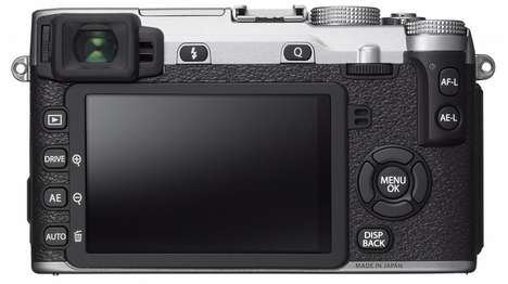 Hybrid Autofocus Cameras - The Fujifilm X-E2S Offers Quality Focusing On Moving Subjects
