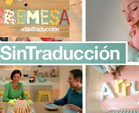 Celebratory Spanish Language Commercials