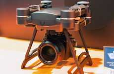 Universal Drone Camera Mounts - The Ultimate Flying Platform Mounts Work With Different Cameras