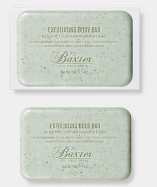 Masculine Pumice Soaps - The Exfoliating Body Bar Hydrates and Scrubs Skin with One Skincare Product