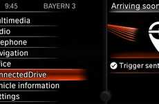 Integrated Automobile Portals - The BMW Labs Driver Portal Exploits the Internet of Things