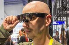 Augmented Smart Eyewear - The ODG R-7 Smartglasses are Designed For Enterprise Users
