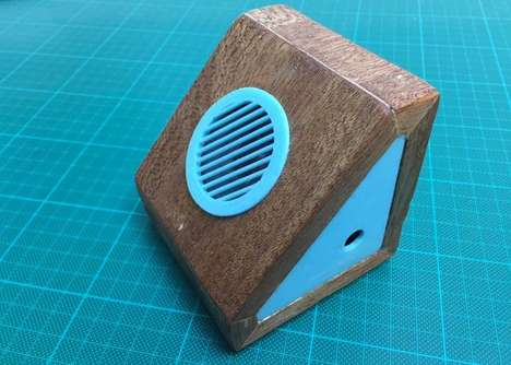 DIY Wireless Speakers - This DIY Project Lets Makers Create Custom AirPlay Speakers