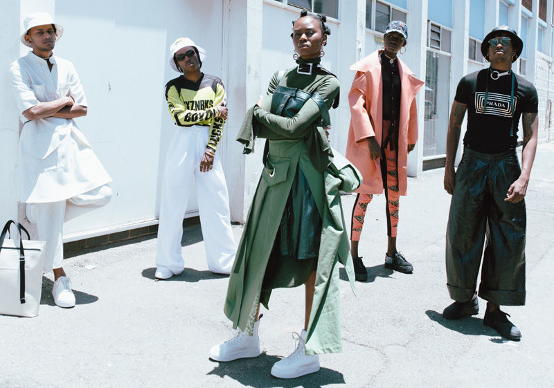 South African Streetwear Campaigns