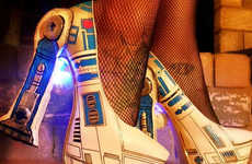 LED Sci-Fi Pumps