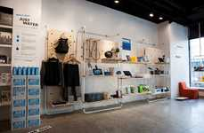 Pop-Up Wellness Outlets - The Newest Version of the STORY Retail Space is Themed After Health
