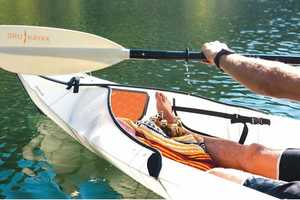 The Beach Kayak is Designed For Optimal Speed and Stability