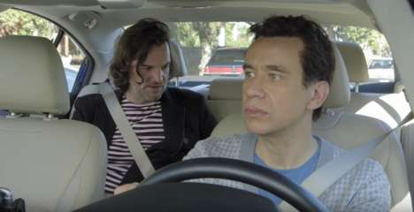 Car-Centric Comedy Skits - Portlandia and Subaru Collaborated on a Funny Web Series