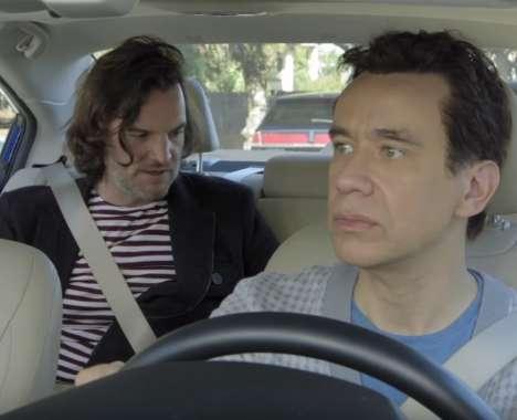 Car-Centric Comedy Skits