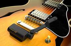 Ultra-Precise Guitar Gadgets - The Virtual Jeff Whammy Bar Offers Increased Musical Versatility