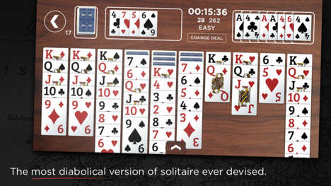 Statesman Solitaire Games - This Solitaire Game's Theme is Inspired By Winston Churchill