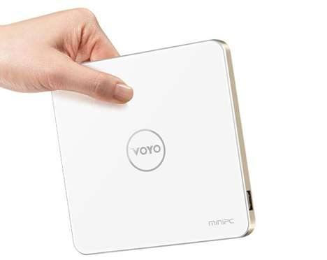 Powerful Micro PCs - The Voyo V3 Mini PC Computer Provides Powerful Functions in a Slim Design
