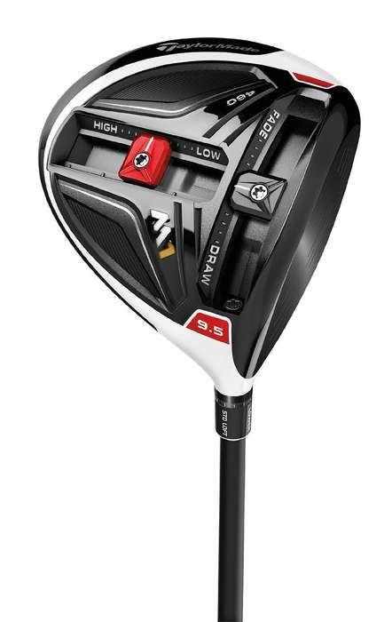 Customizable Golf Clubs - The TaylorMade M1 460cc Golf Driver Can be Adjusted for Precision Swings